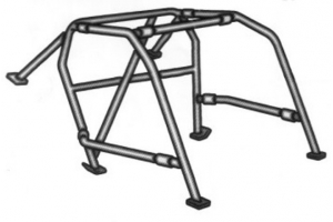 roll cage ae70