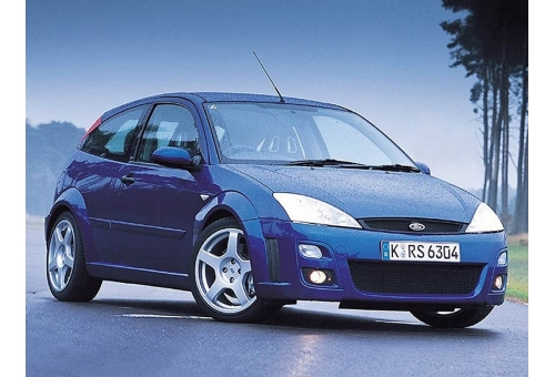 Down pipe ford focus rs