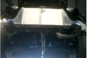 aluminioum intercooler