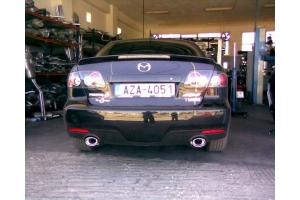 Εξάτμιση Mazda 6