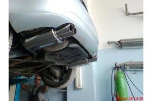 Εξάτμιση Mercedes SLK