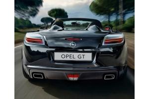 Εξάτμιση Opel gt