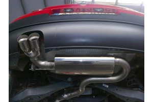 vw golf 5 exhaust