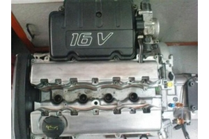 Manifold-Xταπόδι Peugeot 16v VF turbo